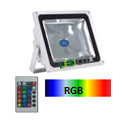 Projector LED RGB 30W 998Lm 120º IR IP40
