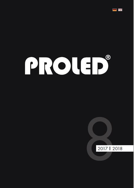 LEDLUX Catalogo PROLED 2017