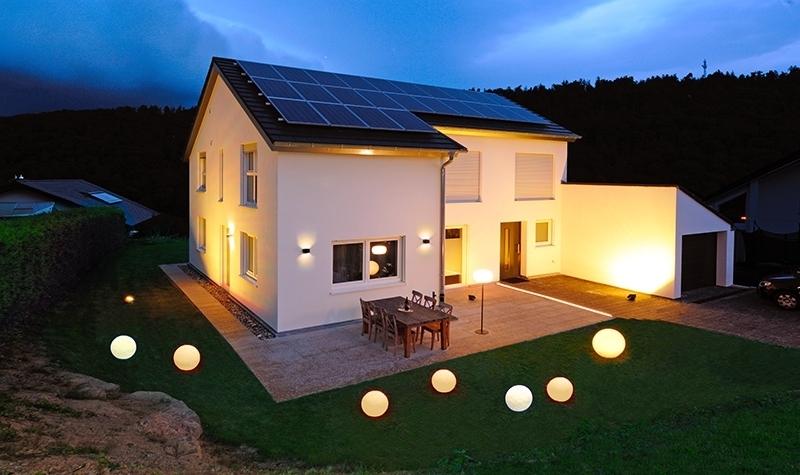 Ilumina o le exterior for Candeeiros exterior modernos